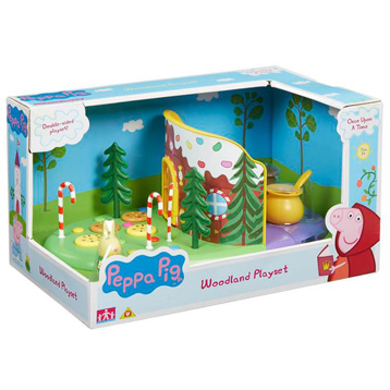 Once Upon A Time Woodland Playset