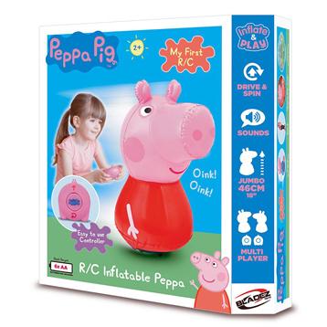 Radio Control Inflatable Peppa Pig