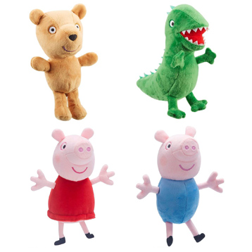 Supersoft Collectable Plush Assorted
