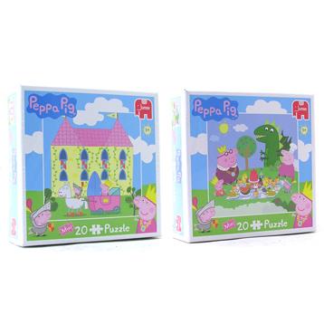 Peppa Pigs Mini puzzle
