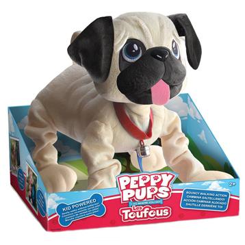 Peppy Pugs Pug