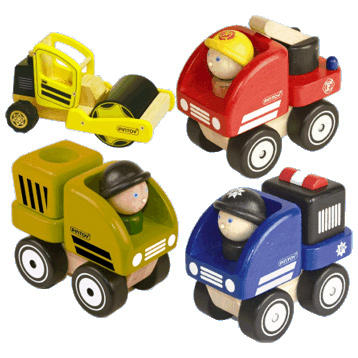 Handy Chunky Vehicles