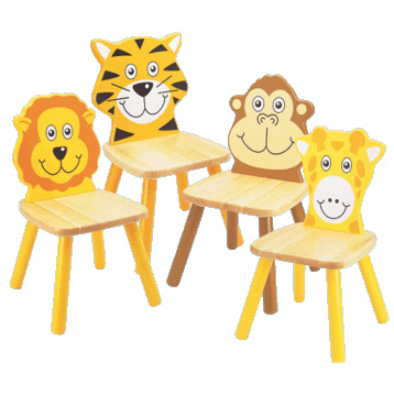 Safari Animal Chairs