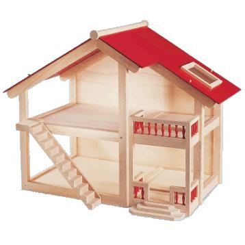 Woodlands Dolls House