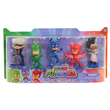 Collectible Figures 5 Pack