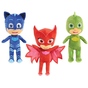Sing & Talk Plush Toys