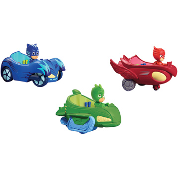 Vehicle and Figure Set