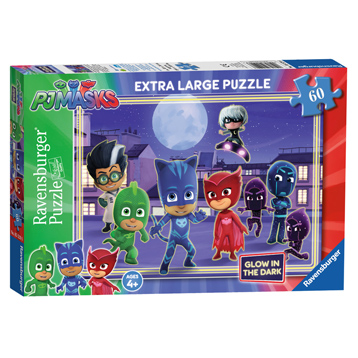 Extra Large Glow in The Dark Jigsaw Puzzle (60 Piece)