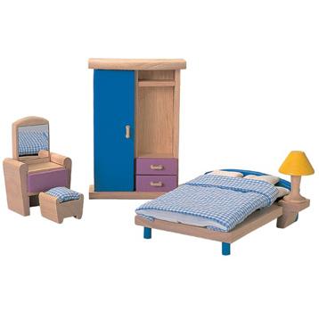 Dolls House Bedroom Neo