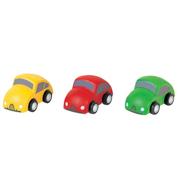 City 3 Car Set