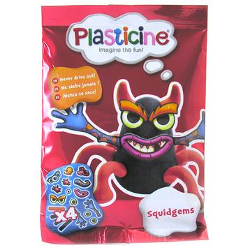 Plasticine Squidgems