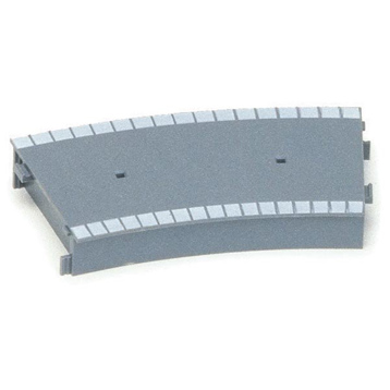 Platform Curved Small Radius- R463
