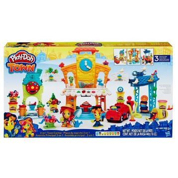 Play-Doh Town Meet & Make Center