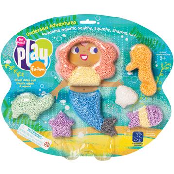 Playfoam Themed Undersea Adventures