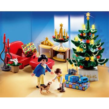Christmas Room 4892