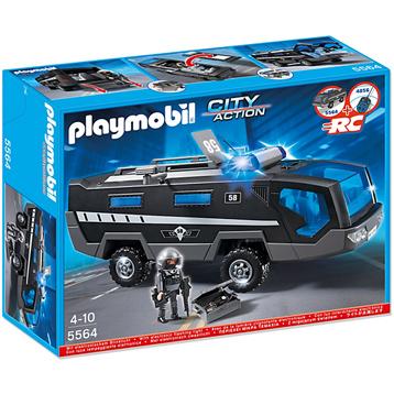 SWAT Command Vehicle