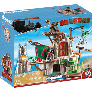 Dragons Berk Playset
