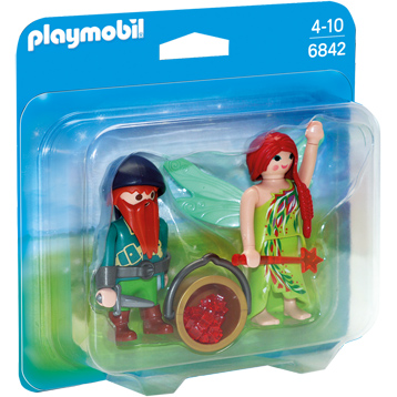 Elf & Dwarf Duo Pack