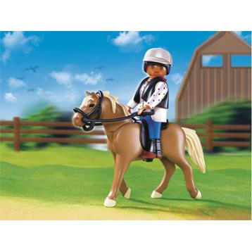 Haflinger Horse & Figure