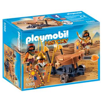 Egyptian Troop with Ballista