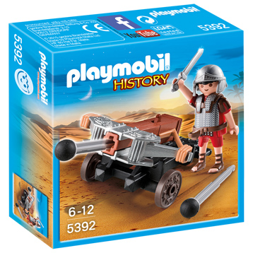 Legionnaire with Ballista