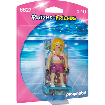 Playmobil Playmo-Friends Fitness Instructor