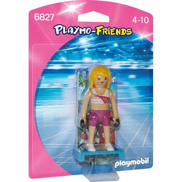 Playmobil Playmo-Friends Fitness Instructor