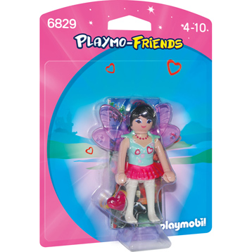 Playmobil Playmo-Friends Love Fairy With Ring