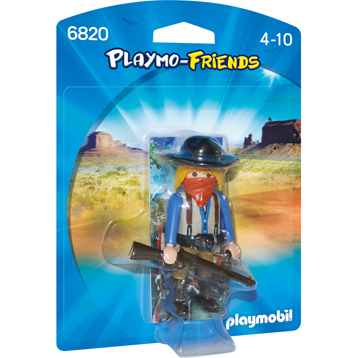 Playmobil Playmo-Friends Masked Bandit