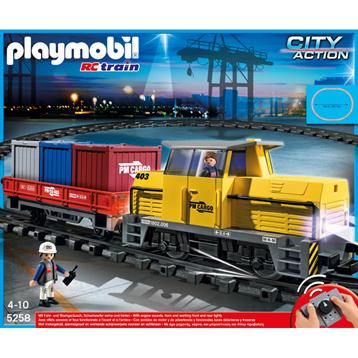 R/C Freight Train Set
