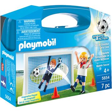 Sports & Action Soccer Shootout Carry Case