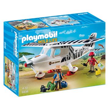 Safari Plane