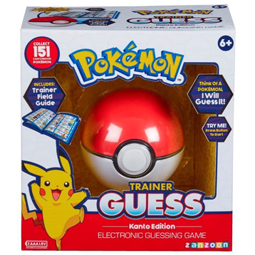 Trainer Guess Kanto Edition