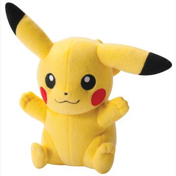 Pokemon X & Y Pikachu Plush
