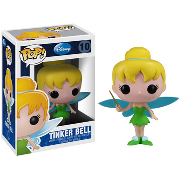 Disney Peter Pan Tinkerbell Vinyl Figure