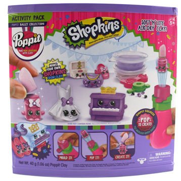 Poppit Shopkins Activity Pack (Series 1)