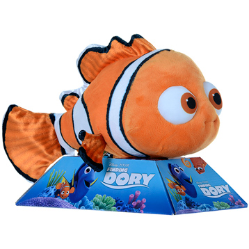 "Posh Paws Nemo 10"" Plush"