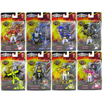 Megaforce 10cm Action Figure