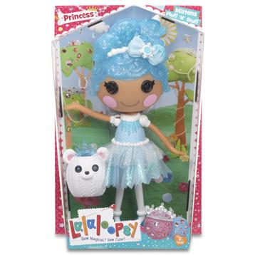 Princess Mittens Fluff 'N' Stuff Doll