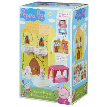 Princess Peppa's Enchanting Tower
