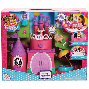 Pretty Pet Palace Playset