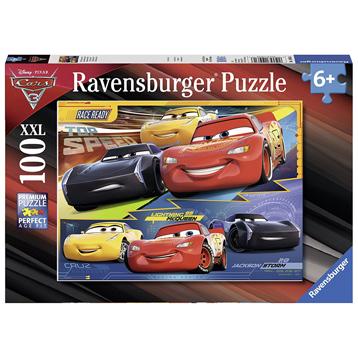 Cars 3 XXL 100pc Jigsaw Puzzle