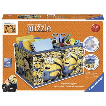 Despicable Me 3D Storage Box Jigsaw Puzzle