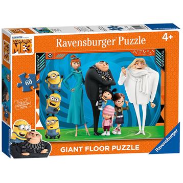 Despicable Me Giant Floor Puzzle