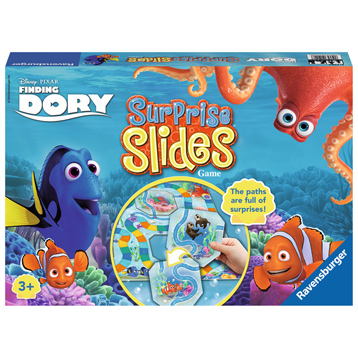 Ravensburger Finding Dory Surprise Slides Game