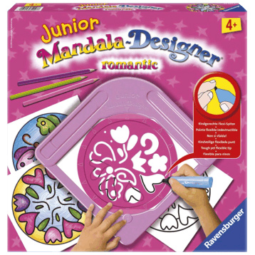 Junior Mandala Designer Romantic