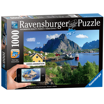 Lofoten Norway 1000 Piece