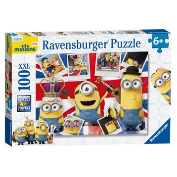 Minions 100 Piece Jigsaw Puzzle