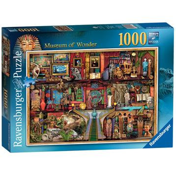 Museum of Wonder 1000 Piece Jigsaw Puzzle