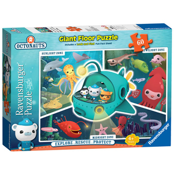 Octonauts Giant Floor Puzzle